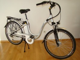 xgerman elektro cityrad shimano 6g 250w li ionen akku 24v nach stvzo. Black Bedroom Furniture Sets. Home Design Ideas